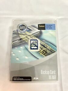 Palm PDA 16MB SD Backup Card P10860U