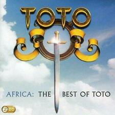 Toto Africa The Best of 2 CD NEW