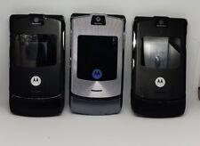 3 x Motorola Razr V3 - Collezione