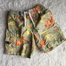 Baby Gap Toddler Boys Swim Trunks Swim Suit 18-24 Months Fish
