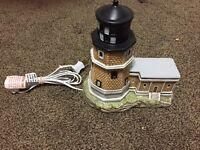 "1993 Geo Z. Lefton Lighthouse Split Rock 1910 8"" American Collection #01009"
