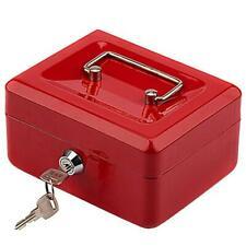Fireproof Combination Money Check Cash Lock Box Steel Coin Bank Gun Safe Storage