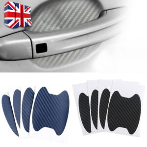 4 Pcs High Quality Invisible Car Door Handle Scratches Protective Protector