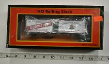 Lot 10-276 * HO Scale MTH 81-94002 Anheuser Busch R-40-2 Woodside Reefer w/Box