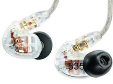 Shure SE535-CL-EFS Sound Isolating Earphones, claro