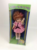 "Vintage Uneeda Tiny Treasure 50th Anniversary 1917-67 Doll 11"" Baby Mint in Box"