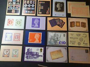 Royal Mail, National Postal Museum Postcards; Great Britain
