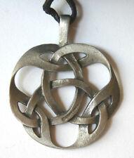 Celtic Magic Anhänger Keltisch Zauber Amulett Schmuck Geschlossene Triade Magie
