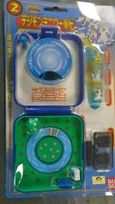 Digimon Action Figure Mini World Holder Card Game japan #2 Gabumon Gomamon