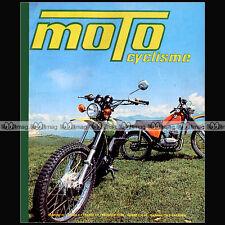 MOTOCYCLISME N°41 MAICO 125 GS FANTIC 50 CHOPPER KAWASAKI 350 BIGHORN OSSA 250