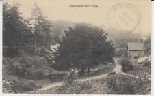 Postcard United Kingdom Abinger Bottom After Buenos Aires 1915