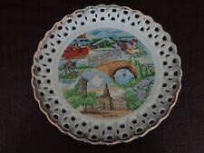 "Vintage Michigan ""Water Wonderland"" Collector Plate (Cat.#2B017)"