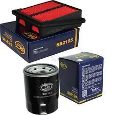 SCT-FILTER PAKET Luftfilter Ölfilter Honda Jazz II GD 1.4 1.2 1.5 FF