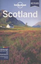 Lonely Planet Scotland (Travel Guide)-ExLibrary