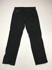 Men's Wrangler 'Texas' Jeans - W33 L32 - Black Wash - Great Condition