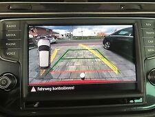 Original VW Caméra De Recul High TIGUAN 2 Discover composition Nachrüst Media at
