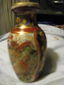 New Small Japanese-Style Porcelain Bud Vase