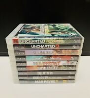 PS3 9 GAMES LOT Sony Playstation 3 Role Playing, RPG ALL ADULT OWNED (FAST SHIP)