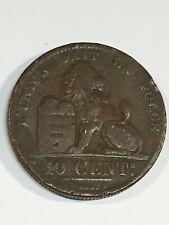 Monnaie Belgique 10 Cent 1832