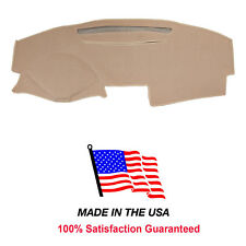 Toyota Camry 2007-2011 Beige Carpet Dash Board Cover Custom made in US TO57-8