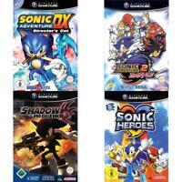 Nintendo GameCube - Best of Sonic the Hedgehog Spiele - Zustand auswählbar