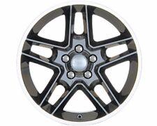 07-16 Jeep Wrangler New Cast Aluminum Wheel 18x7 w/ Center Cap Mopar Factory Oem