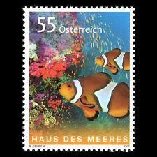 Austria 2007 - 50th Anniv of the Haus des Meeres Fish Marine Art - Sc 2128 MNH