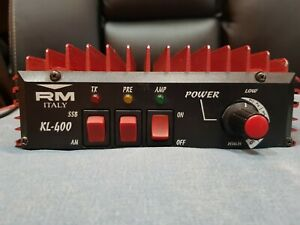 RM KL-400  Linear Amplifier HF, SSB,  AM, CW and FM