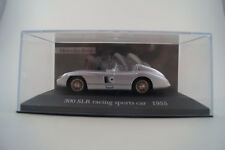 Modellauto 1:43 De Agostini Mercedes-Benz 300 SLR racing sports car 1955