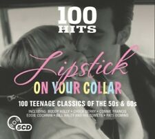 Various Artists - 100 Hits: Lipstick On Your Collar / Various [New CD] UK - Impo