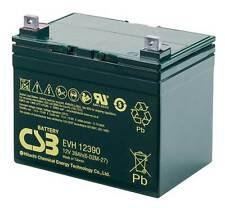 CSB EVH 12390 Cyclic High Capacity Sealed Lead Acid Battery 12V 39Ah EVH12390