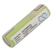 Batteria Cameron Sino Ni-Mh 2000mAh per Philips Norelco 6617X 6618X CS-PHQ667SL