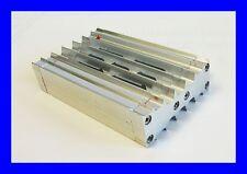 Alu. Ölkühler für 150ccm SCL35B/37B DirtBike PitBike Enduro Cross in Silber