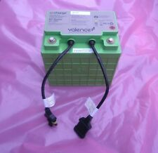 Valence U1-12RT 12V 40Ah Rechargeable Lithium Iron Magnesium Phosphate Battery