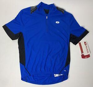 Men's Sugoi Neo Pro Jersey Half Zip Cycling Shirt •Size S *NWT