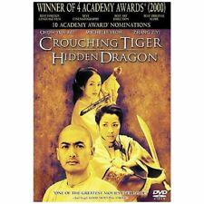 Crouching Tiger Hidden Dragon ~ Dvd 2001 Widescreen (Bn)