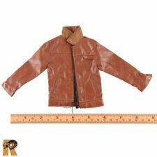 Die Hard Johnny 2.0 - Brown Leather Jacket - 1/6 Scale Brother Action Figures