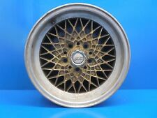 BBS Basketweave 16x7 ET 11 Single Wheel Rim (KBA 40545) (TYP 222)