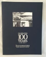 Southwestern Baptist Theological Seminary Fort Worth Centennial History
