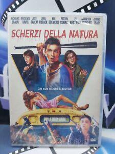 SCHERZI DELLA NATURA - (2015) *Dvd**Contenuti Speciali*** ......NUOVO