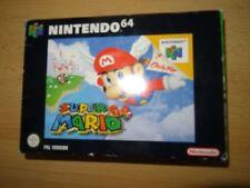 Videogiochi PAL (UK standard) Nintendo da Anno di pubblicazione 1996