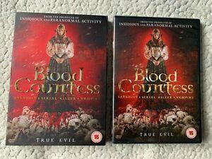 BLOOD COUNTESS -  DVD NEW