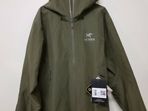 Arcteryx Beta LT Gore-Tex Pro Jacket XL Waterproof Shell 3 Layer Tatsu NWT
