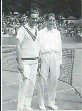 TENNIS-BOROTRA ET LACOSTE - INTERNATIONAUX DE FRANCE 1925