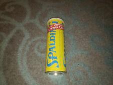 Vintage Spalding Extra Duty Championship Yellow Tennis Balls