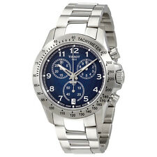 Tissot T-Sport V8 Chronorgaph Blue Dial Mens Watch T106.417.11.042.00
