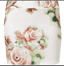 Rosaly Short Skirt. By Vero Moda. In White. Size 8-10.