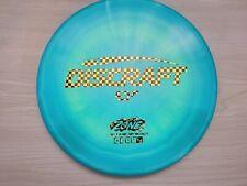 Discraft Esp Zone Blue & Green Swirl - Gold Checker Foil Stamp - 173-174g - New