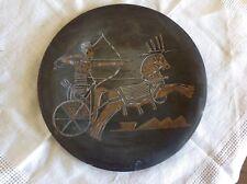 Vintage Copper Decorative Plate