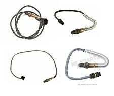 BMW E70 X5 07-08 3.0si Oxygen Sensors Front + Rear Bosch Before + After Catalyst